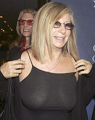 Barbra Streisand ejected from movie theater for sneaking in flapjacks