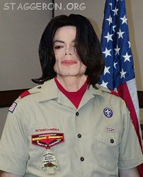 scoutmaster michael jackson