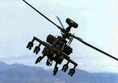 police state rolls on with attack helicopters