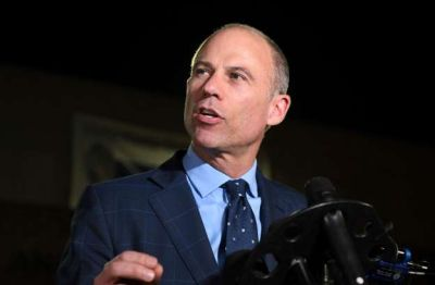Avenatti cannot open bank accounts or credit cards nor use computers and the internet during his release