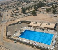 The lawsuit states the swimming pools at Balad were also filled with unsafe water.
