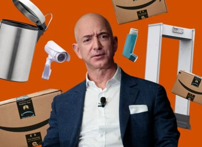 Amazon CEO Jeff Bezos has said critics are wrong about the conditions in the company's warehouses