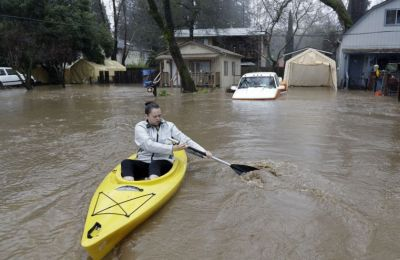 President Donald Trump has approved federal assistance to help California counties recover from winter storms that caused flooding, mudslides and power outages.