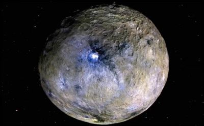 Active worlds can turn up in unexpected places. For proof, look no further than the mysterious dwarf planet Ceres.