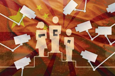 China government builds citizen dossier