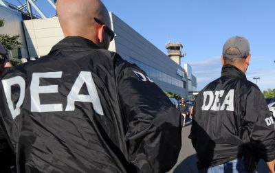 The Drug Enforcement Administration is closely watching how Americans travel in order to seize drug money in major cities across the country.