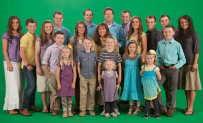 meet the Duggars - Christian Patriarchy