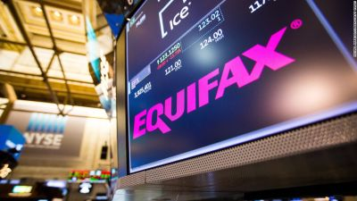the same Equifax that screwed the pooch gets an IRS contract