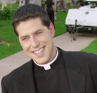 Cuban American Catholic Father Alberto Cutie