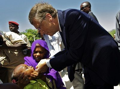 other global health actors are accountable to the Gates Foundation, but not the other way round