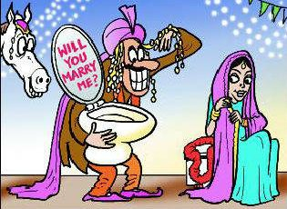 Prospective grooms in Sehore