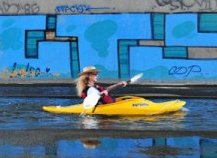 kayaking in LA can be done