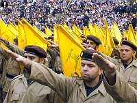 Hezbollah and Nazis, so much in common
