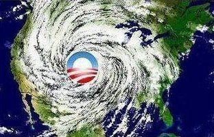 Black names for hurricanes - hurricane Obama