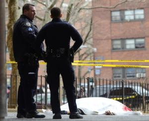 taking a swan dive for Jehovah is fatal for Brooklyn man