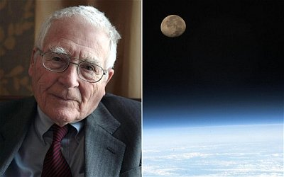 James Lovelock, who first detected CFCs in the atmosphere and proposed the Gaia hypotheses