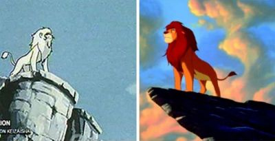 The Lion King shared uncanny similarities to the Japanese classic