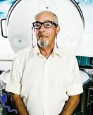 California Cryobank founder Cappy Rothman controls enough super-cooled human seed to repopulate the planet several times.