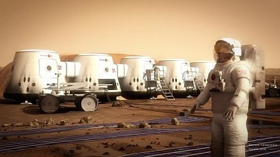 Mars: Muslins need not apply to live there