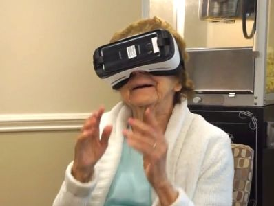 Rendever's VR platform brings new experiences and fond memories to aging adults in nursing homes