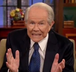 Jesus needs money so send it c/o Pat Robertson