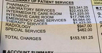 that's one hell of a medical bill for rattlesnake bite