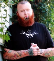 Richard Ivey of Raleigh, a minister in the Church of Body Modification