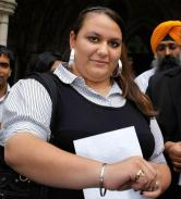 A High Court judge ruled Sarika Watkins-Singh should not have been banned from class for wearing the Sikh silver bangle called the kara