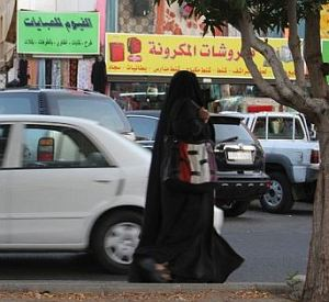 Saudi Arabia has no formal ban on women driving