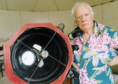 Sir Patrick Moore astronomy
