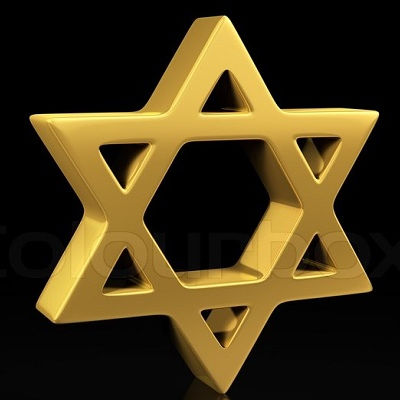 The star being chosen in 1897 as the symbol at the center of the flag at the First Zionist Congress officially instituted it as the representative symbol of the Zionist community worldwide