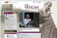 Vatican's channel on YouTube