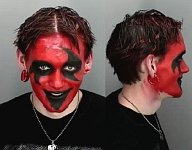 Dusten Jacob Williams Oregon version of Darth Maul
