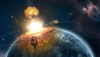 the asteroid would have been between 20-30km wide and would have been one of the oldest (and largest) to ever strike the Earth