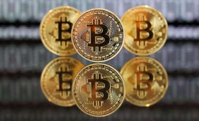 No, these aren't actually bitcoins.