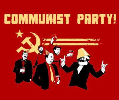 Communists party on