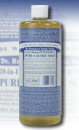 Dr Bronner's magic soap is NOT a drug