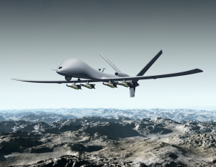 government kills with drones murder attack