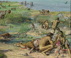 early humans in britain