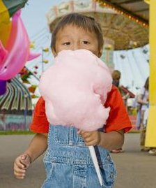 A Minnesota team are using DNA samples from young state fair-goers to study genetic influences on child development.
