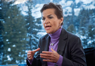 U.N. climate chief Christiana Figueres spills the beans on climate change