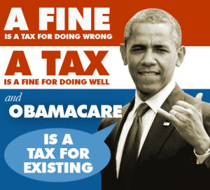 Obama pinches the poor with taxes