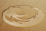 Firefox crop circle made in Oregon by humans not aliens