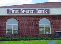First Sperm  Bank seeks liquid assets