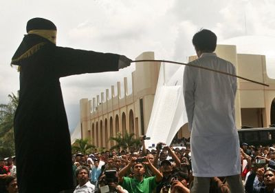 getting flogged in an Islamic shithole really sucks