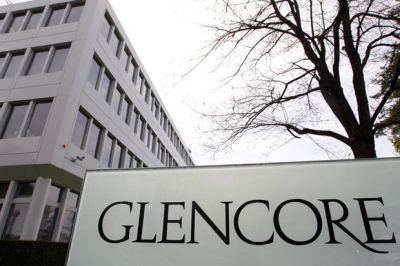 Glencore has been getting some attention lately