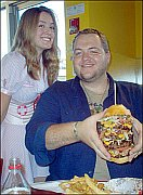 Heart Attack Grill is a place where the food is real but the nurses are not