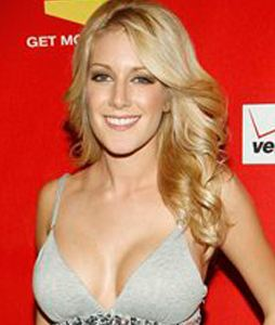 Heidi Montag breasts boobs tits titties