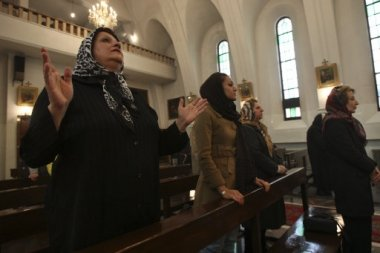 Iran has cracked down on Christians in recent years