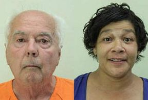 Both Kirchbergs were arrested for soliciting a prostitute